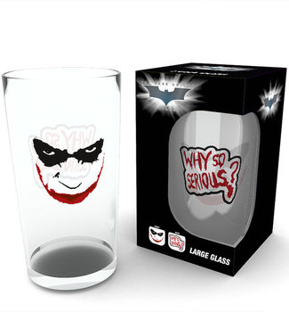 Batman - The Dark Knight - Serious Glass