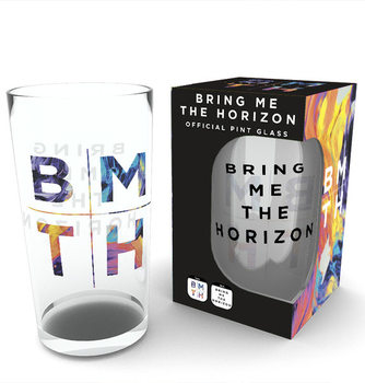 Bring Me The Horizon - Logo (Bravado) Glass