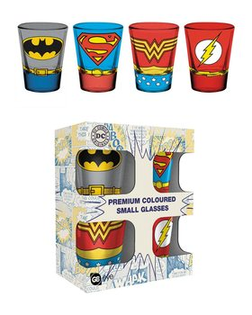 DC Comics - Costumes Glass