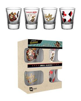 DC Comics - Harley Quinn Bombshell Glass