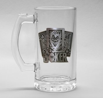 DC Comics - The Joker Glass