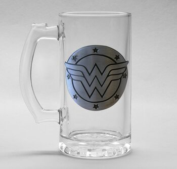 DC Comics - Wonder Woman Glass