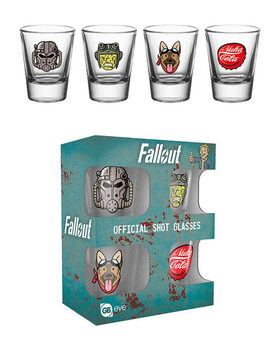 Fallout - Icons Glass