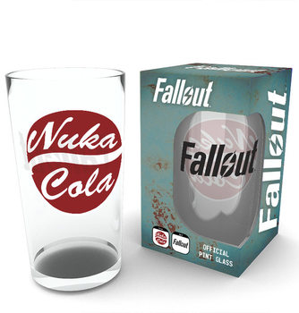 Fallout - Nuka Cola Glass