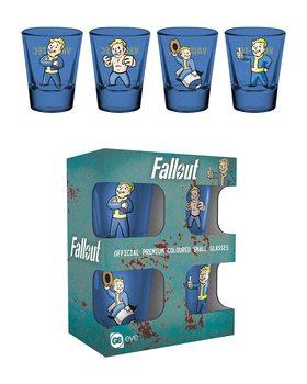 Fallout - Vault Boy Glass