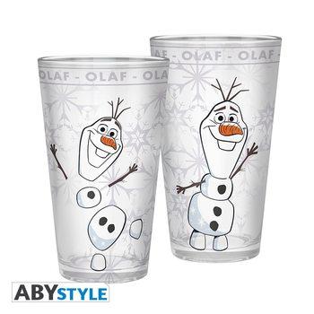 Frozen 2 - Olaf Glass