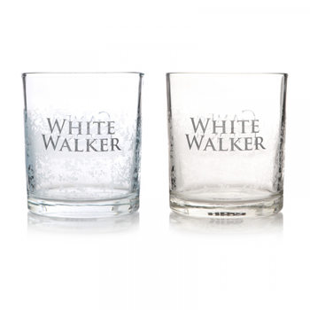 Game Of Thrones - White Walker Glass