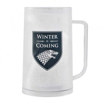 Game Of Thrones - Winter Is Coming Glass