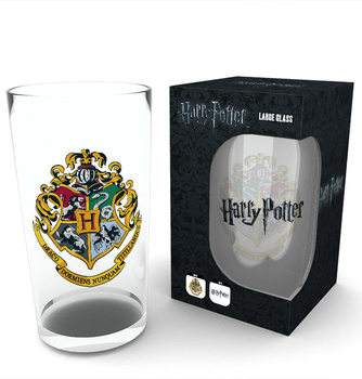 Harry Potter - Crest Glass