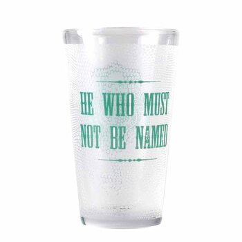 Harry Potter - Voldemort Glass