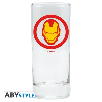 Glass Iron Man