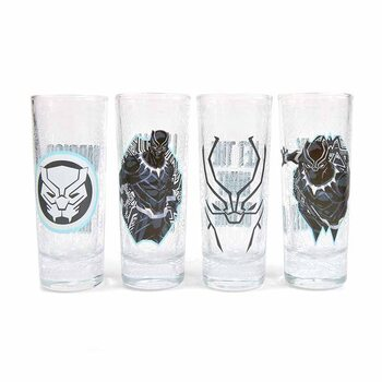 Marvel - Black Panther Glass