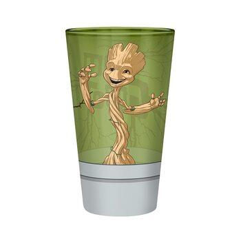 Glass Marvel - Groot