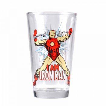 Marvel - Iron Man Glass