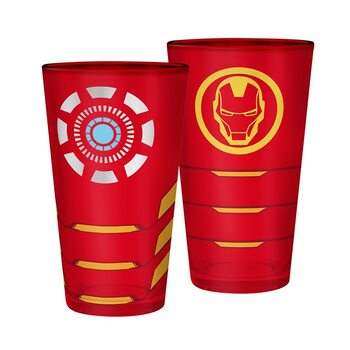 Marvel - Iron Man Glass