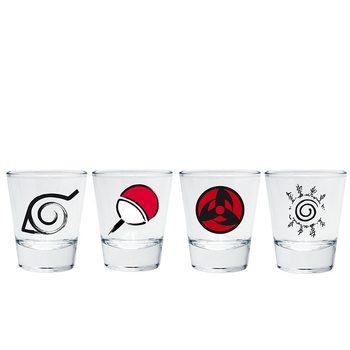 Naruto Shippuden - Emblem Glass