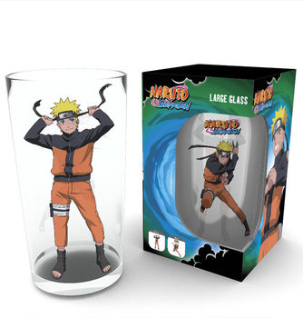 Naruto Shippuden Glass