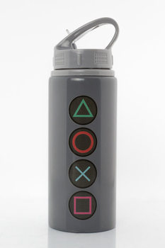Playstation – Button Glass