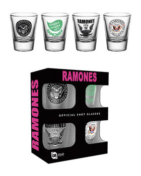 Ramones - Mix Glass