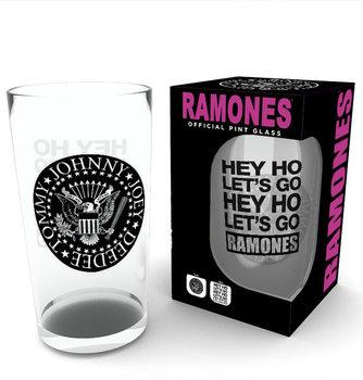 Ramones - Seal Glass