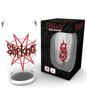 Slipknot - Logo (Bravado) Glass