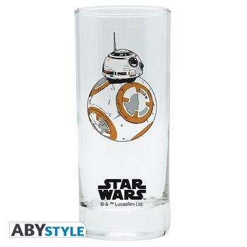 Star Wars - BB8 Glass