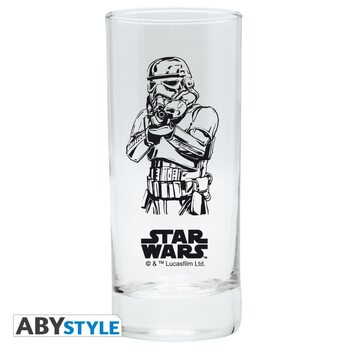 Star Wars - Stormtrooper Glass
