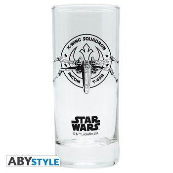 Star Wars - X-wing Glass
