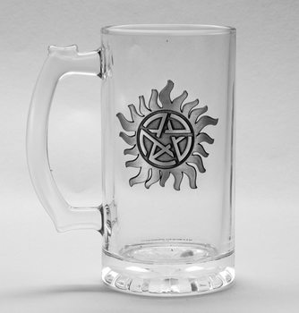 Supernatural - Anti-Possession Glass