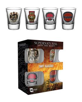 Supernatural - Mix Glass