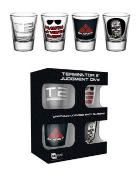 Terminator 2 - Mix Glass