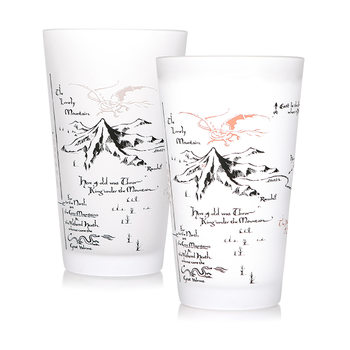 The Hobbit Glass
