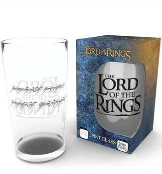 The Lord Of The Rings - Ring Glass