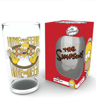 The Simpsons - Have A Beer Glass