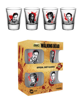 The Walking Dead - Characters Glass