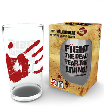 The Walking Dead - Fight The Dead Glass