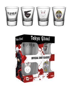 Tokyo Ghoul - Mix Glass