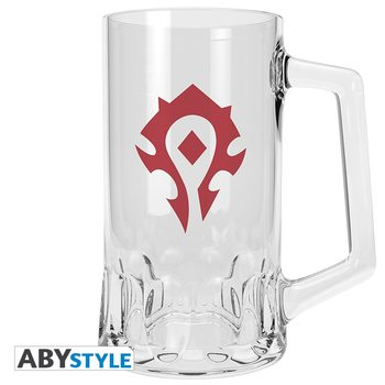 World Of Warcraft - Horde Glass