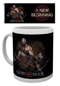 Cup God Of War - New Beginning