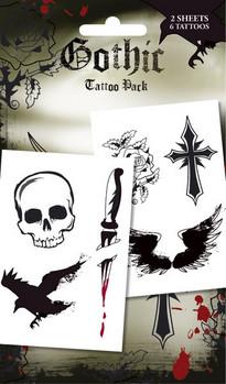 GOTHIC Tatouage
