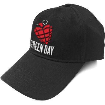 Hattu Green Day - Grenade Logo