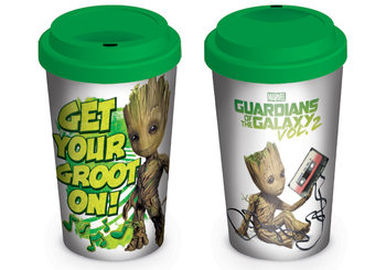 Travel mug Guardians Of The Galaxy Vol. 2 - Get Your Groot On
