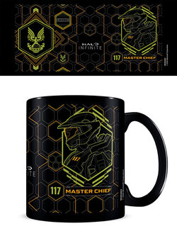 Mug Halo: Infinite - Master Chief Tech