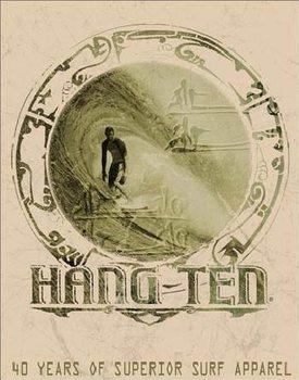 HANG TEN - good fortune Panneau Mural