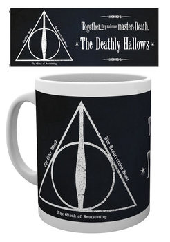 Cup Harry Potter - Deathly Hallows