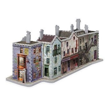 Palapeli Harry Potter - Diagon Alley 3D