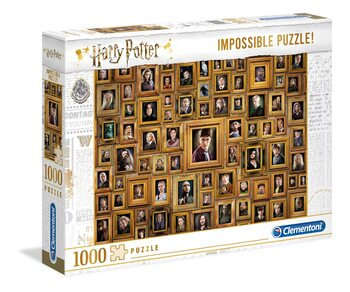 Puzzle Harry Potter - Frames