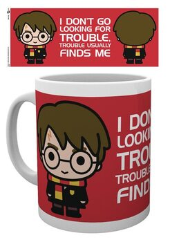Mug Harry Potter - Front and Back