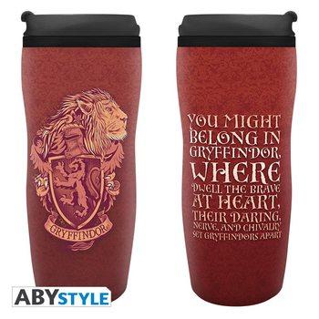 Travel mug Harry Potter - Gryffindor