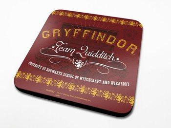 Harry Potter – Gryffondor Équipe Quidditch Dessous de Verre